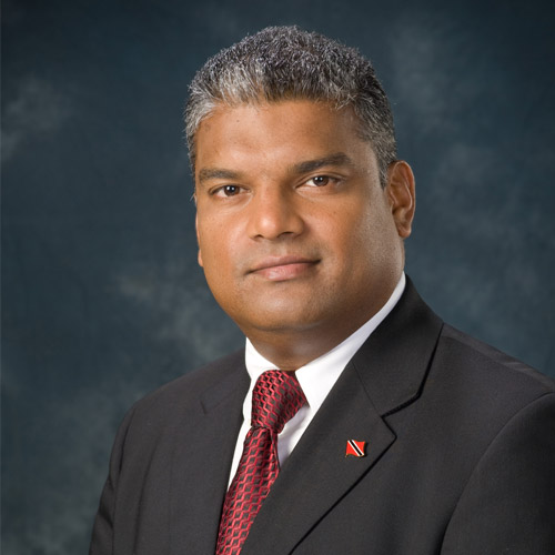 Senator the Honourable Anand Ramlogan