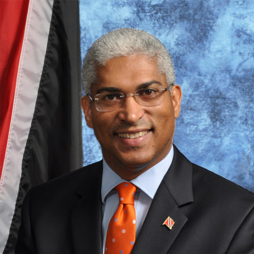 Senator the Honourable Garvin Nicholas