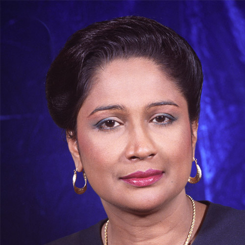 The Honourable Kamla Persad-Bissessar