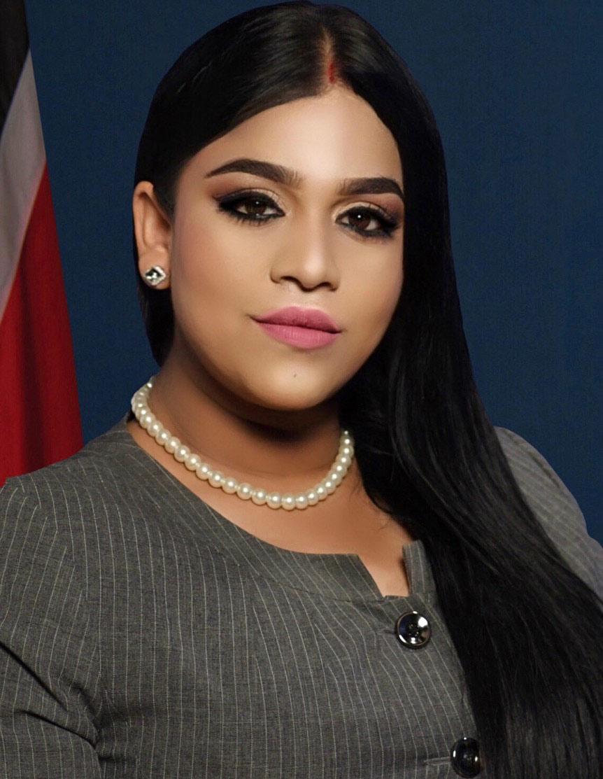 Honourable Renuka Sagramsingh-Sooklal