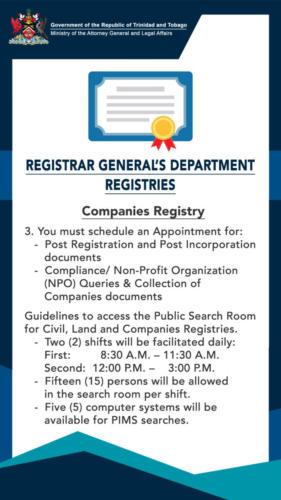 Revised Procedures Companies 3